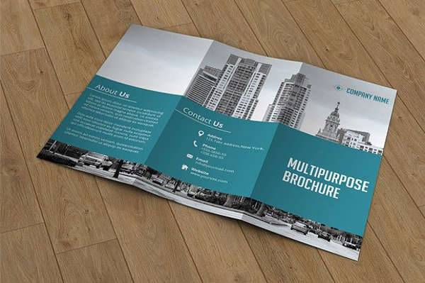 Multipurpose Corporate Marketing Brochure