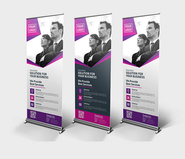 Multipurpose Corporate Product Banner