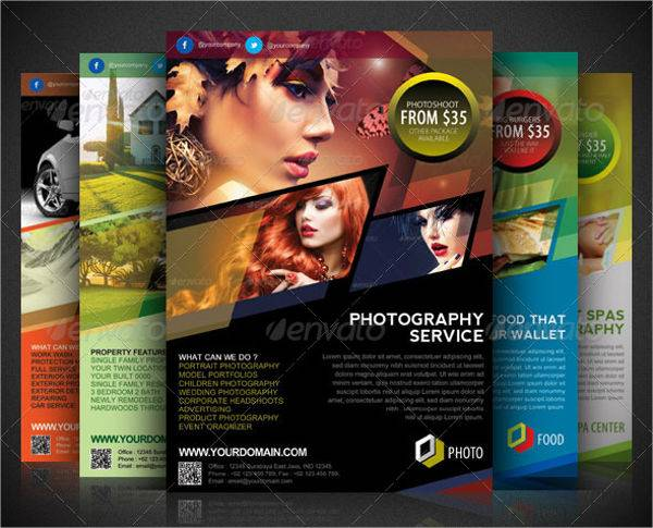 Multipurpose Modern Business Flyer