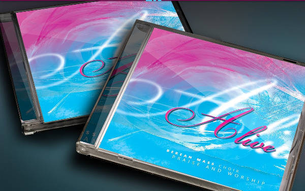 Music Cd Album Design