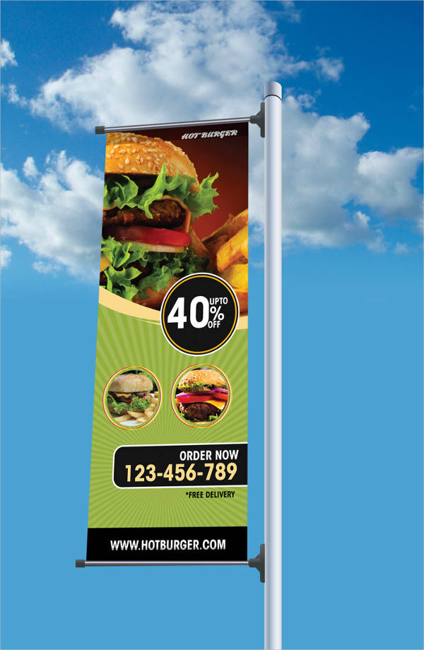 Outdoor Billboard Roll Up Banner