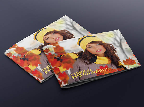 Photobook Fashion Album Design