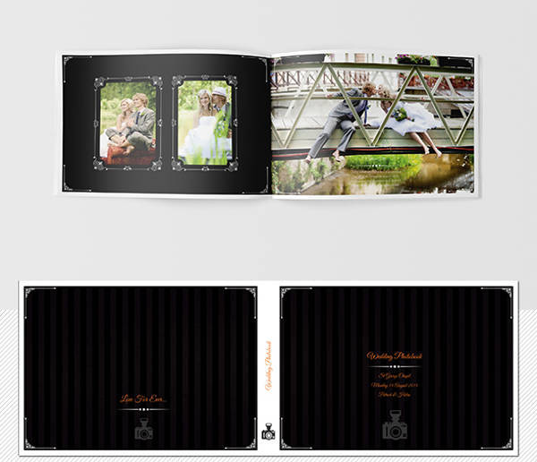 Photobook Wedding Album Design
