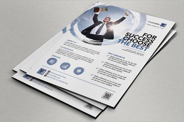 Professional Business Event Flyer