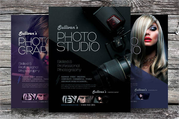 Professional Photography Business Flyer