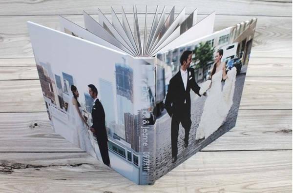 Professional Wedding Photo Album