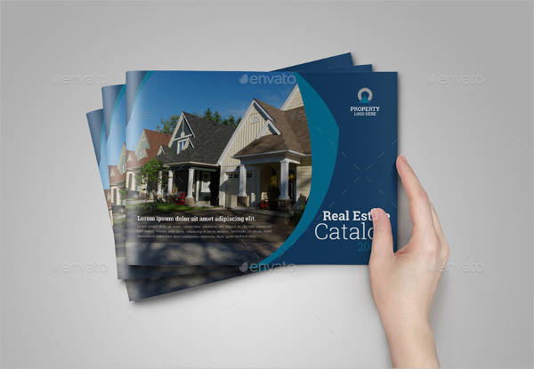 Real Estate Agency Trifold Brochure