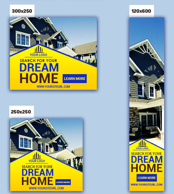 Real Estate Construction Banner