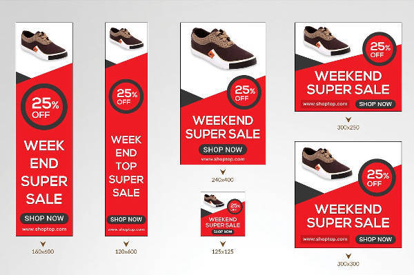 Retail Sale Web Banner