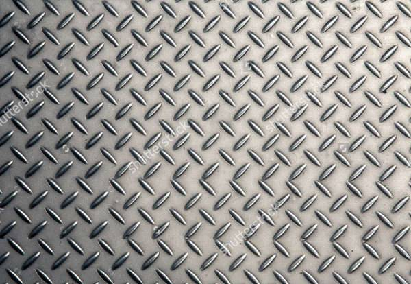 seamless steel texture