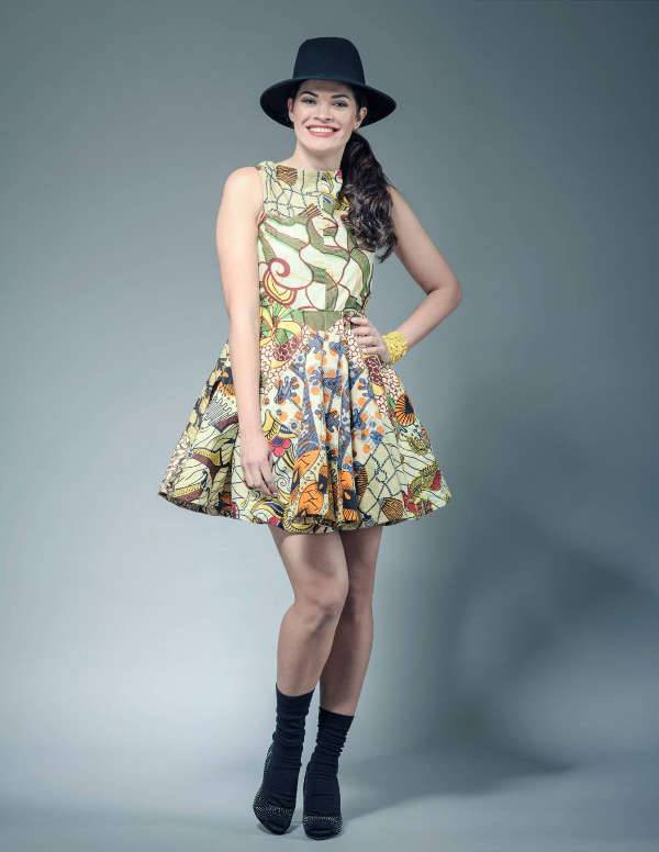 short skater dress