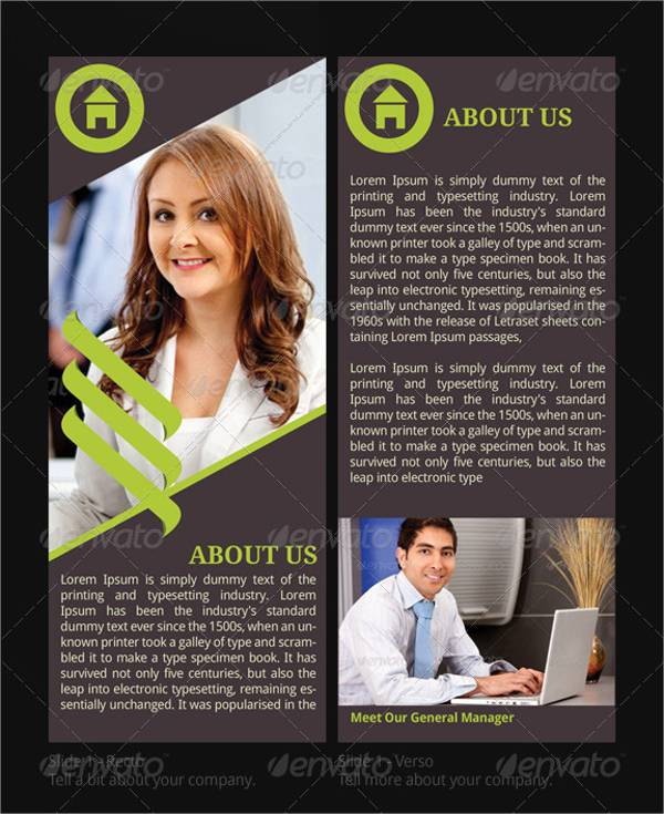 Slide Creative Business Brochure