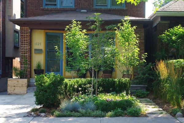 small front garden idea