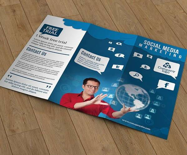 Social Marketing Company Brochure