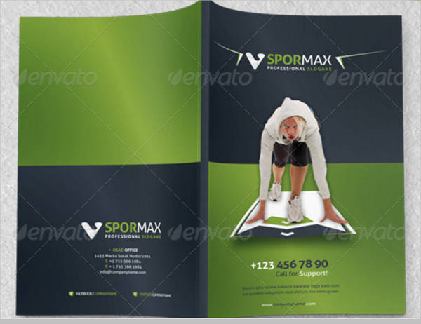 Sports Business Brochure