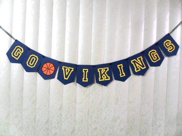 sports team banner