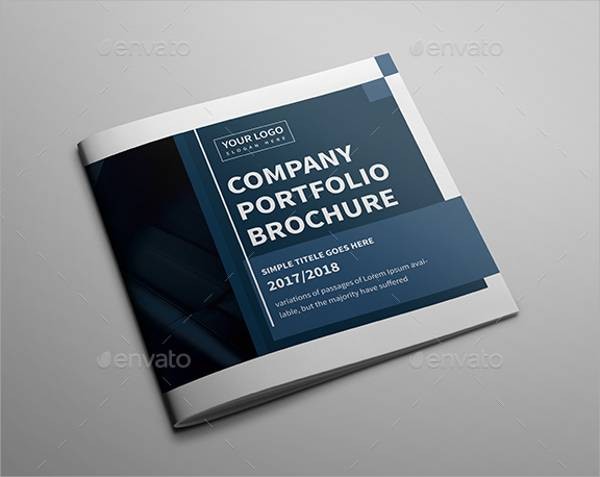 53  company brochure design templates