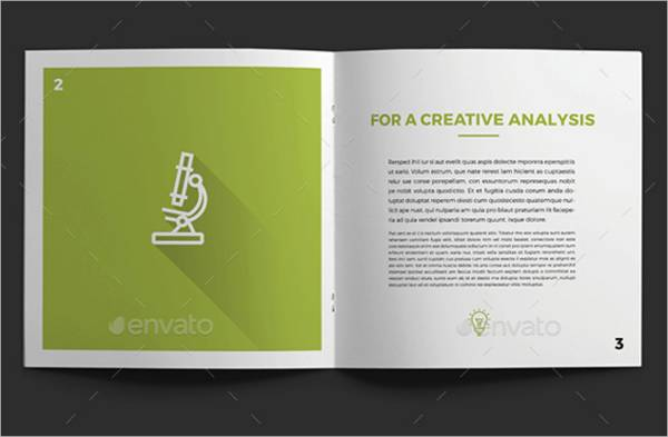 Square Creative Service Brochure