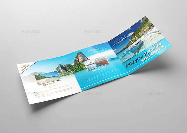 Square Holiday Brochure