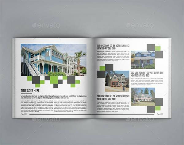 Square Real Estate Brochure