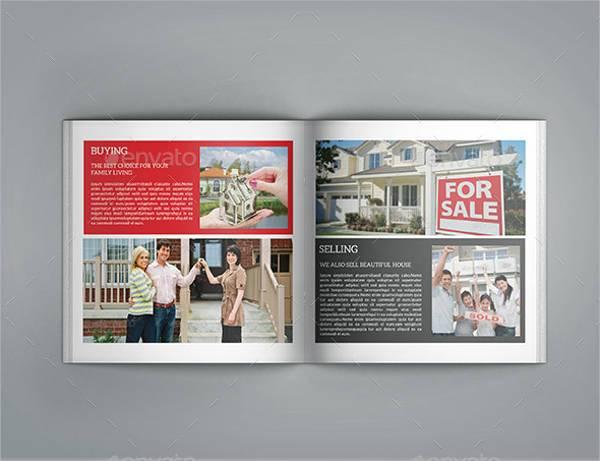 Square Real Estate Company Brochure