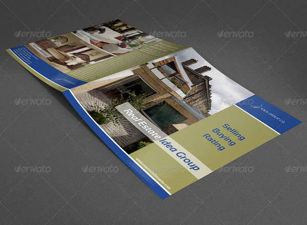 Square Real Estate Company Brochure
