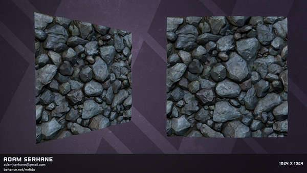 Tileable Rock Texture