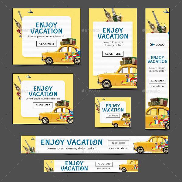 Tours & Travel Banner