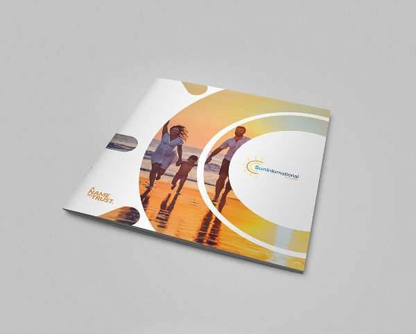 Travel Company Profile Brochure