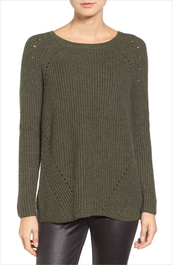 Trouvé Cross Back Sweater