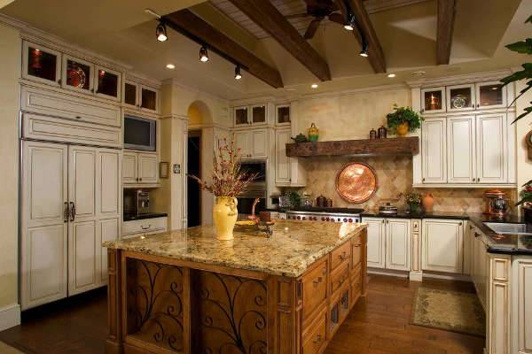 Farmhouse Kitchen Floor