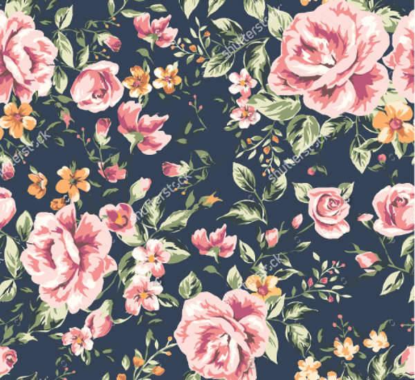 10+ Floral Pattern - PSD, PNG, Vector EPS Format Download ...
