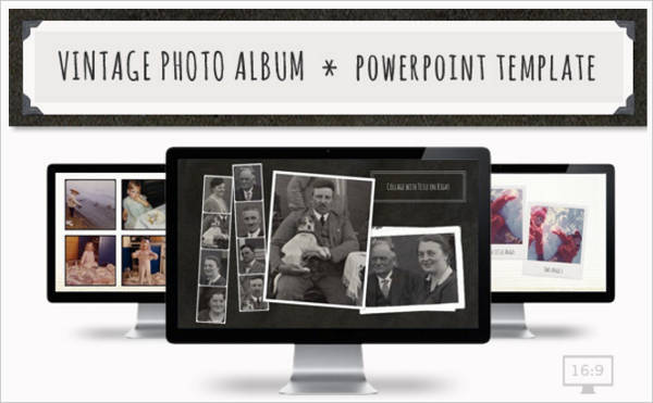powerpoint photo album template - gse.bookbinder.co, Modern powerpoint
