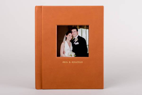 vintage wedding photo album1