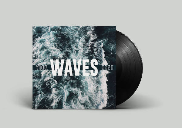 Vinyl Album Cover Design