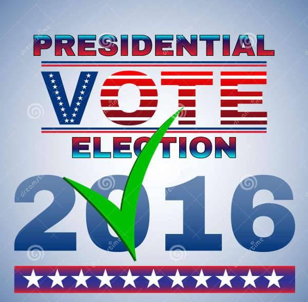Vote Election Flyer