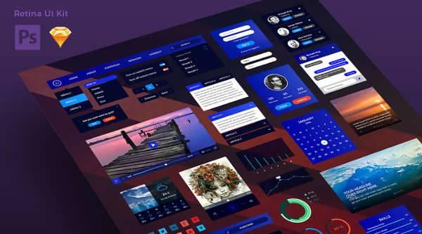 web ui ux design