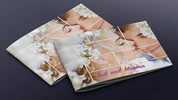 Wedding Album Design | Design Trends - Premium PSD, Vector Downloads