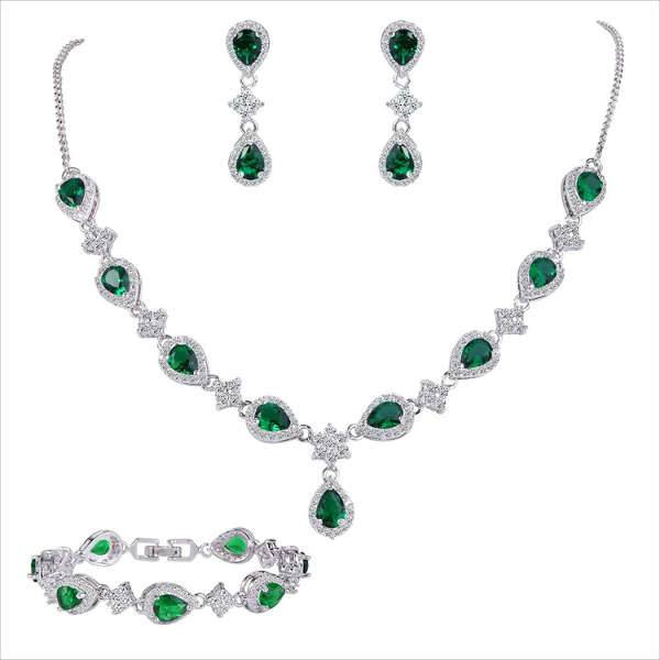 wedding costume jewelry