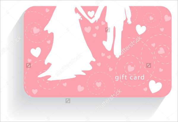 Wedding Gift Card for Friend
