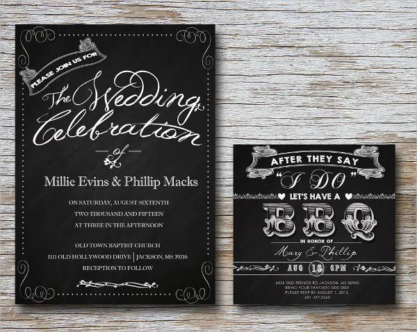 11+ Ceremony Invitation Templates