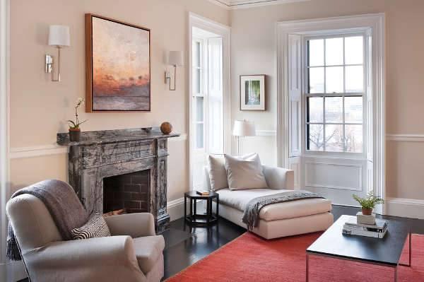 white chaise lounge sofa