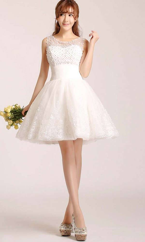 white lace prom dress1
