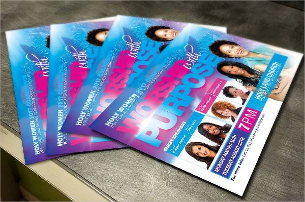 Women's Ministry Conference Flyer