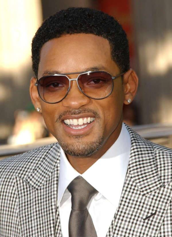 Will smith Short Black men hairstyles