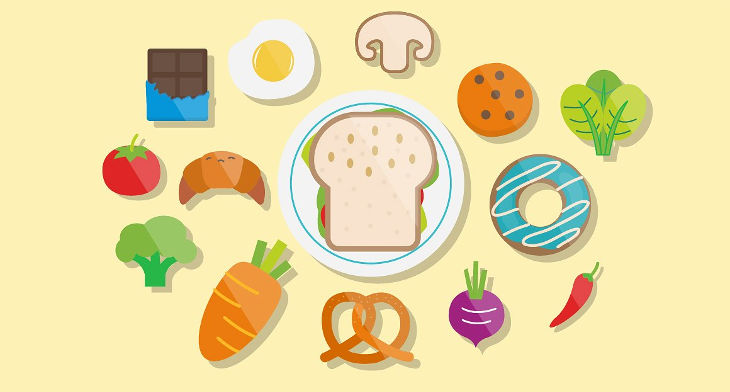 14+ Food Illustrations | Design Trends - Premium PSD, Vector Downloads
