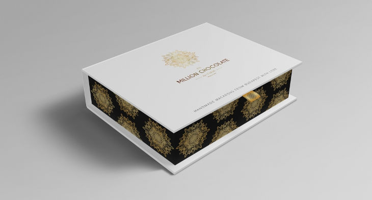 Wedding Gifts Packing Designs: Design Trends - Premium PSD