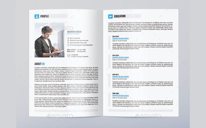 26+ Booklet Designs | Design Trends - Premium PSD, Vector Downloads