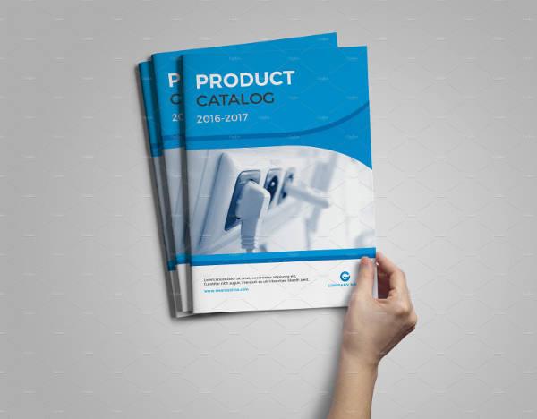 a4 catalog brochure
