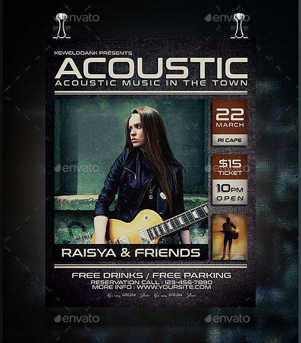 Acoustic Concert